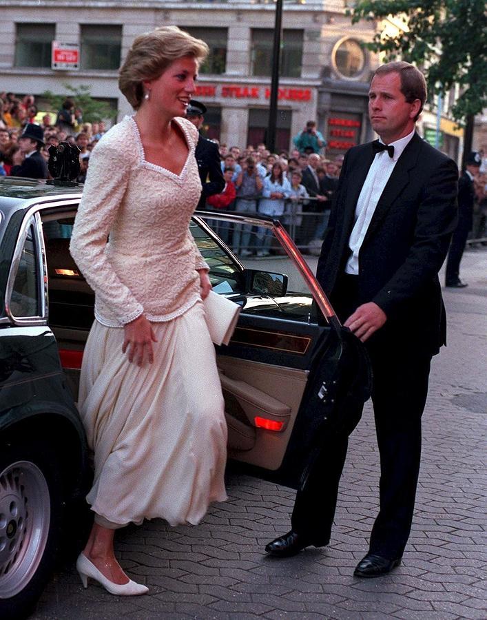 Photographer Photograph - Princess Diana by Jez C Self