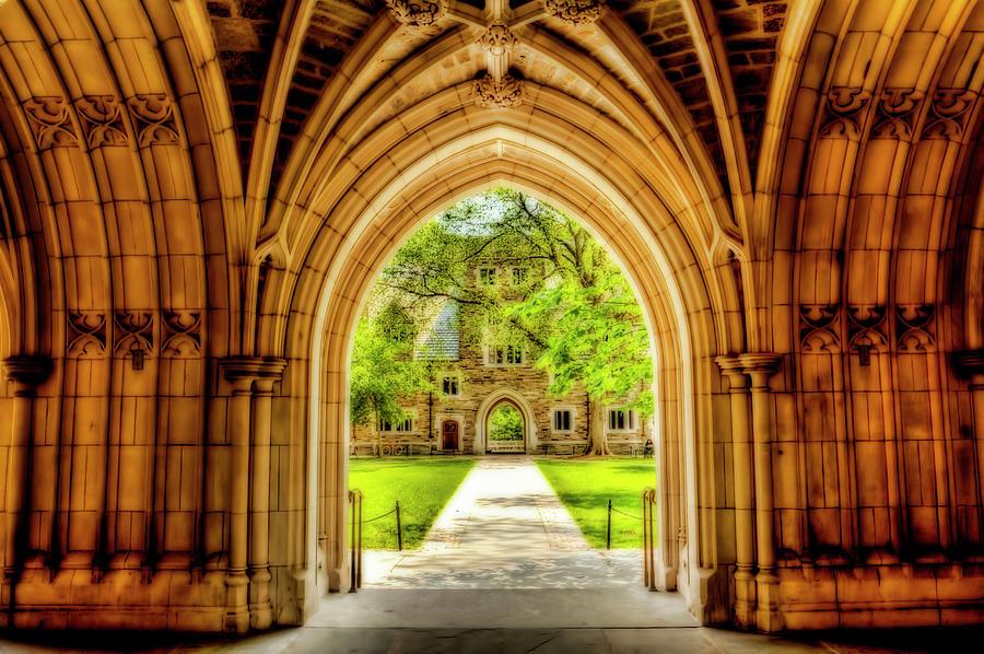 Princeton University Building Series II Photograph