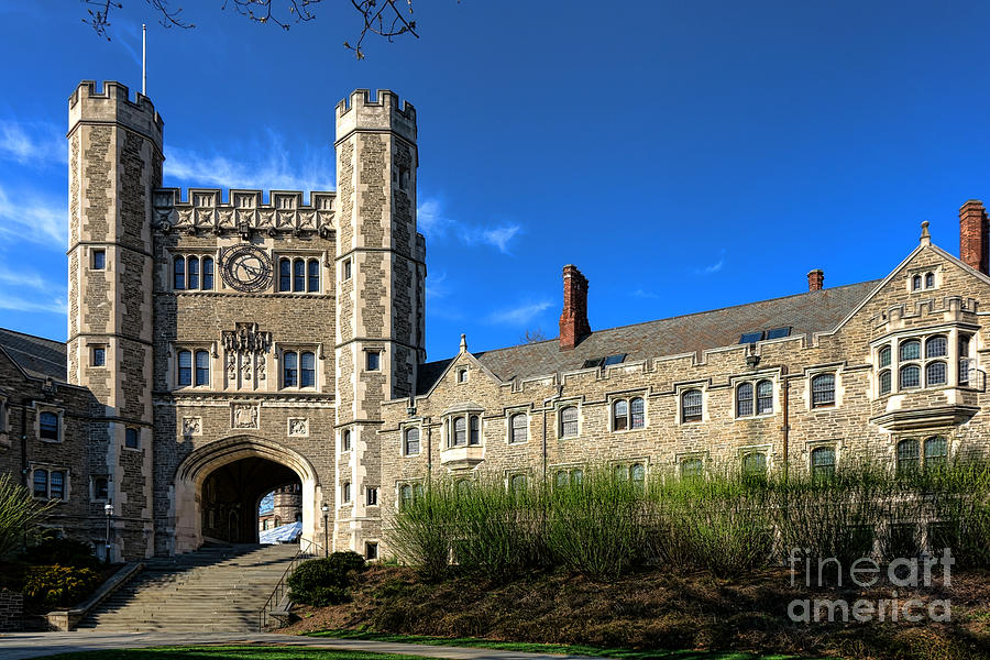 Princeton Photograph   Princeton University Buyers Hall By Olivier Le  Queinec