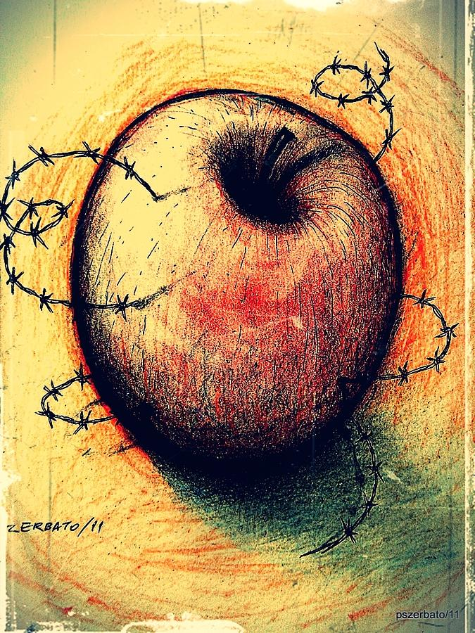 Human Desires Digital Art - Prison Of Human Desire by Paulo Zerbato