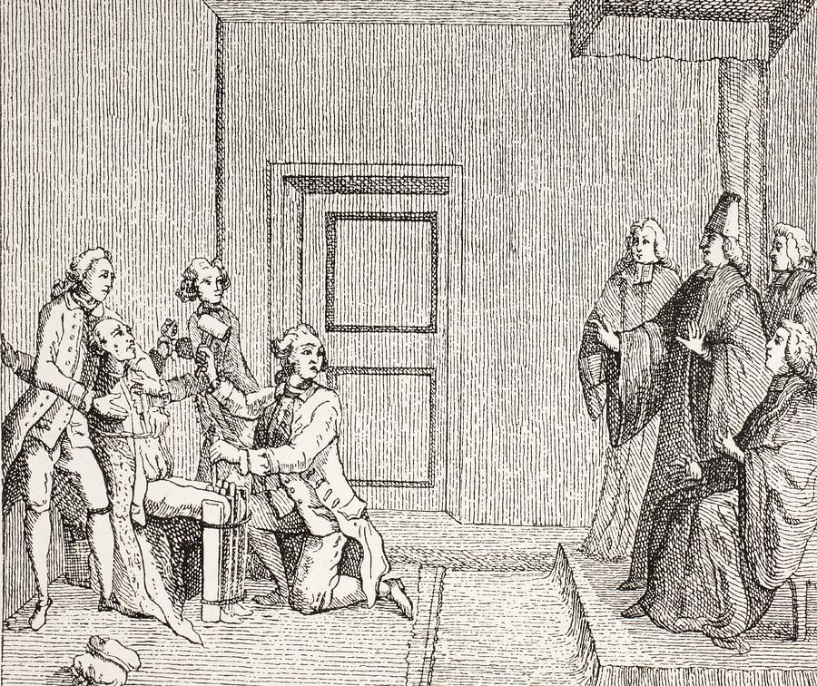 Prisoner Undergoing Torture Called The