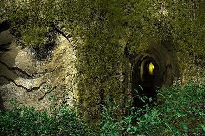 Private Entrance Digital Art by John  Tonkin