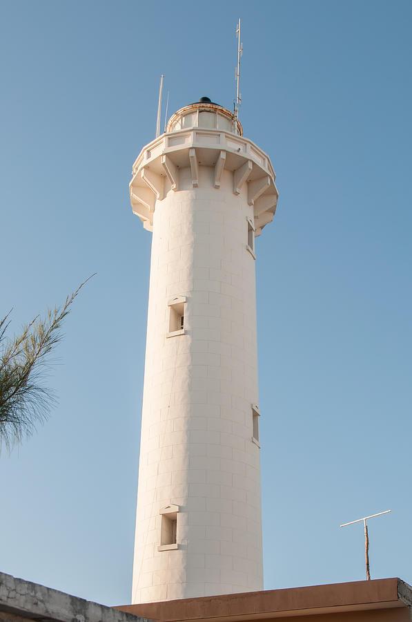 Progresso Lighthouse Tower Digital Art