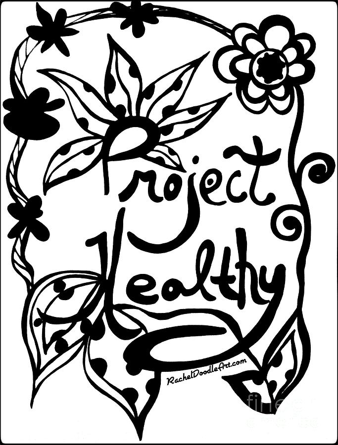 Project Healthy by Rachel Maynard