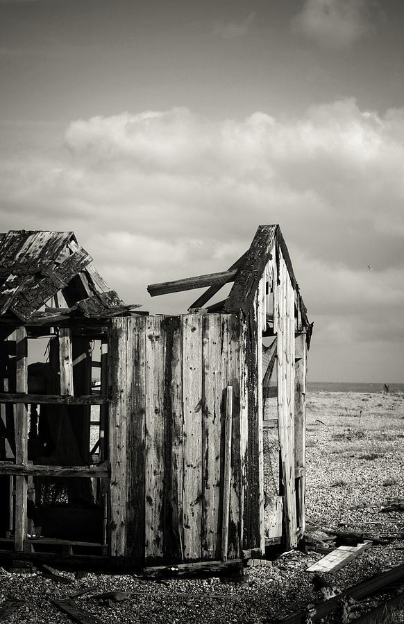Desolate Photograph - Projekt Desolate. Alone by Stuart Ellesmere
