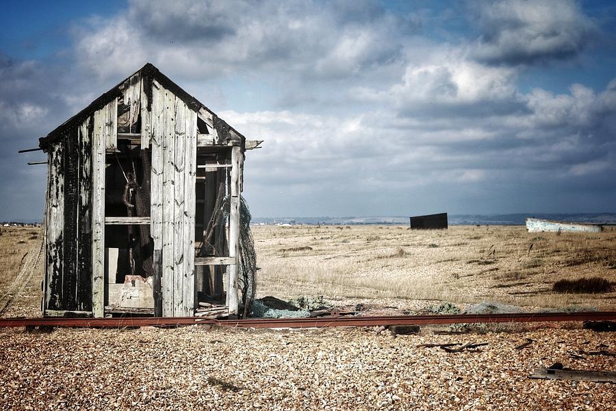 Landscape Photograph - Projekt Desolate Beach Condo  by Stuart Ellesmere