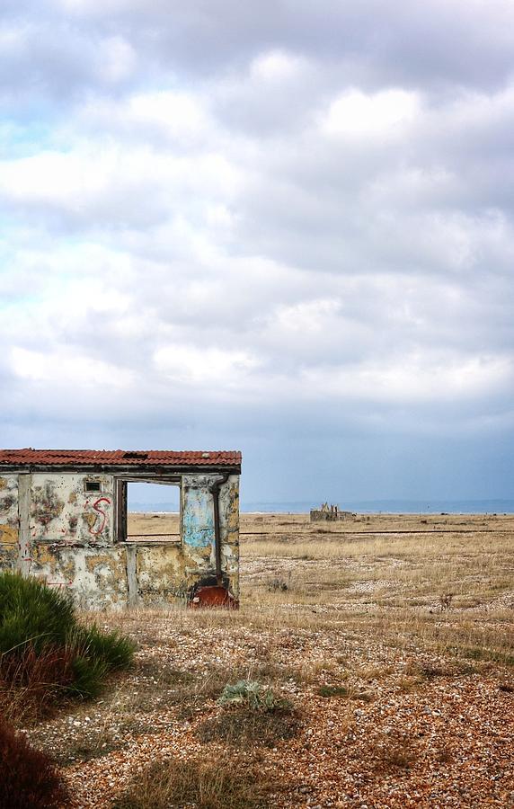 Landscape Photograph - Projekt Desolate Block by Stuart Ellesmere