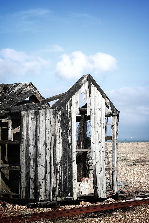 Landscape Photograph - Projekt Desolate Diy by Stuart Ellesmere