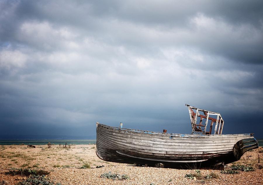 Landscape Photograph - Projekt Desolate Go East by Stuart Ellesmere