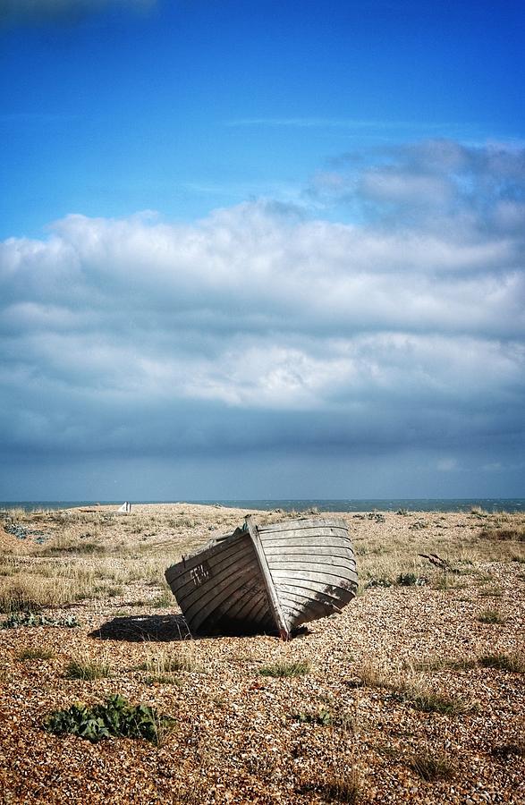 Landscape Photograph - Projekt Desolate Go West by Stuart Ellesmere