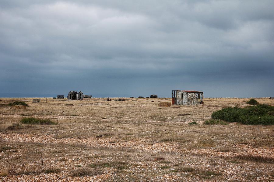 Landscape Photograph - Projekt Desolate Playground  by Stuart Ellesmere