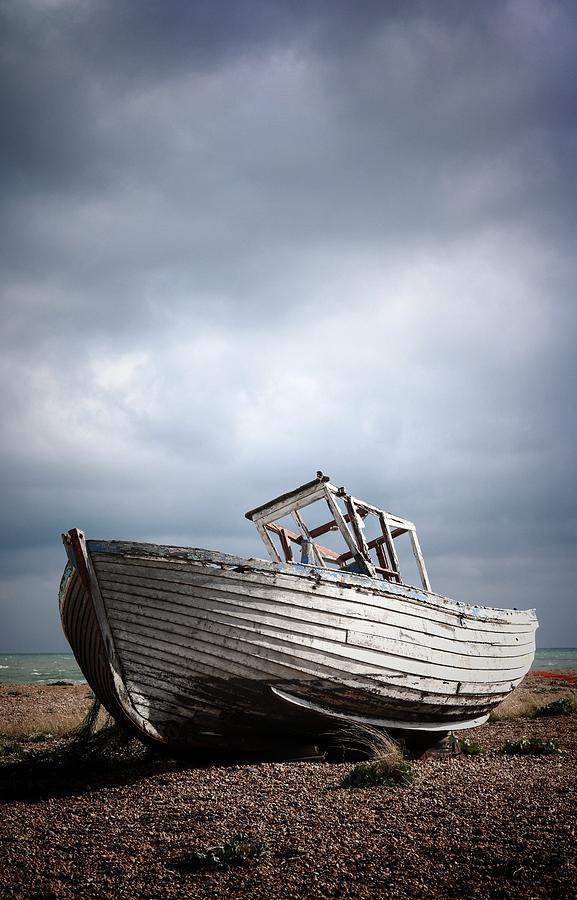 Landscape Photograph - Projekt Desolate Runashore  by Stuart Ellesmere