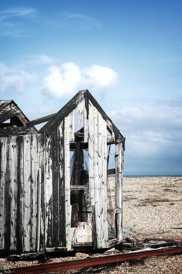 Landscape Photograph - Projekt Desolate Safehouse by Stuart Ellesmere