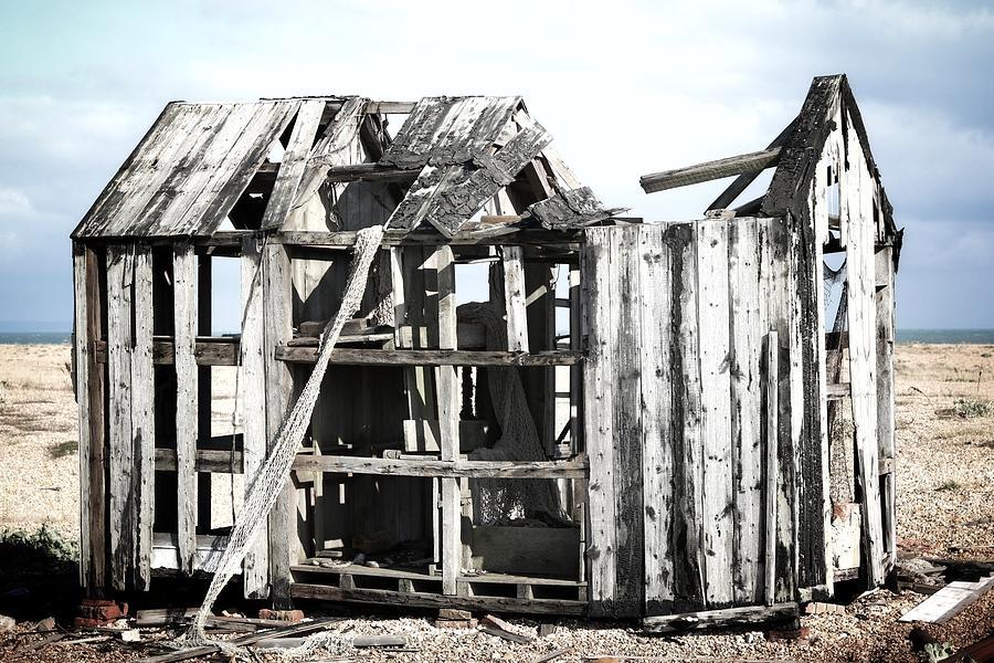 Landscape Photograph - Projekt Desolate  by Stuart Ellesmere