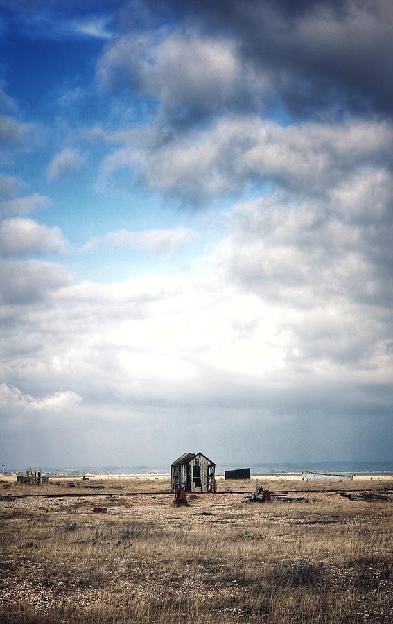 Landscape Photograph - Projekt Desolate The Distance  by Stuart Ellesmere