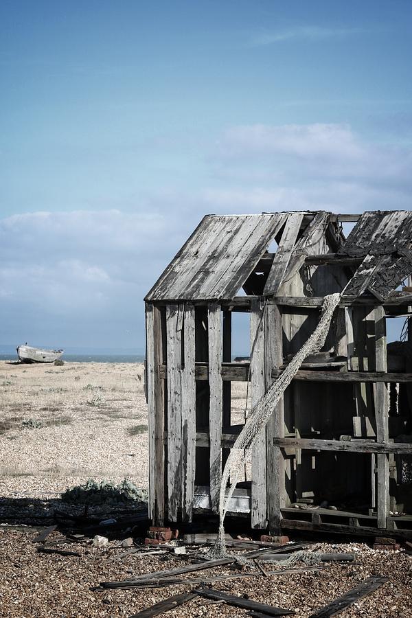 Landscape Photograph - Projekt Desolate The Drive  by Stuart Ellesmere