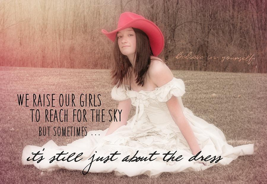 Girl Photograph - Prom Night Quote by JAMART Photography