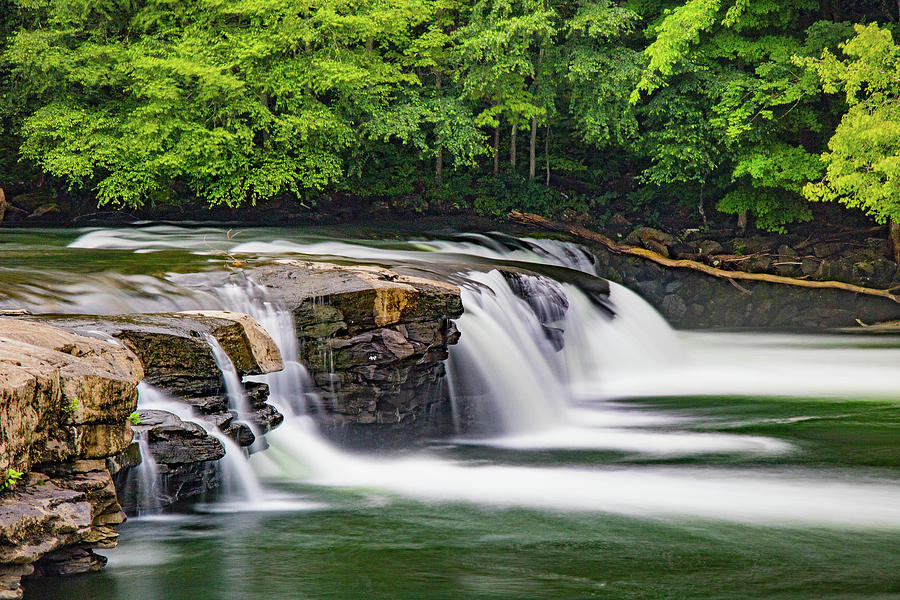 Waterfalls Photograph - Promises To Keep by Jeanne Jackson