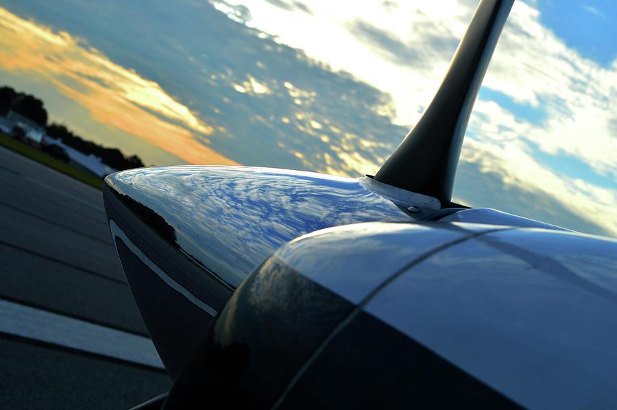 Propeller Sunrise by Jason Bohannon