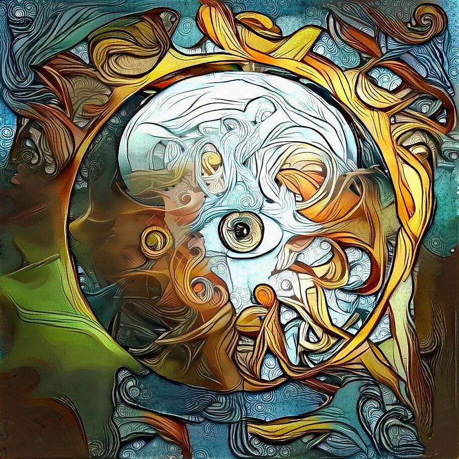 Prophecy Digital Art