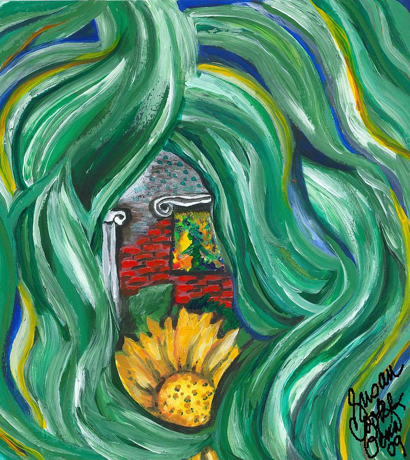 Prosperity Painting - Prosperity by Susan Cooke Pena