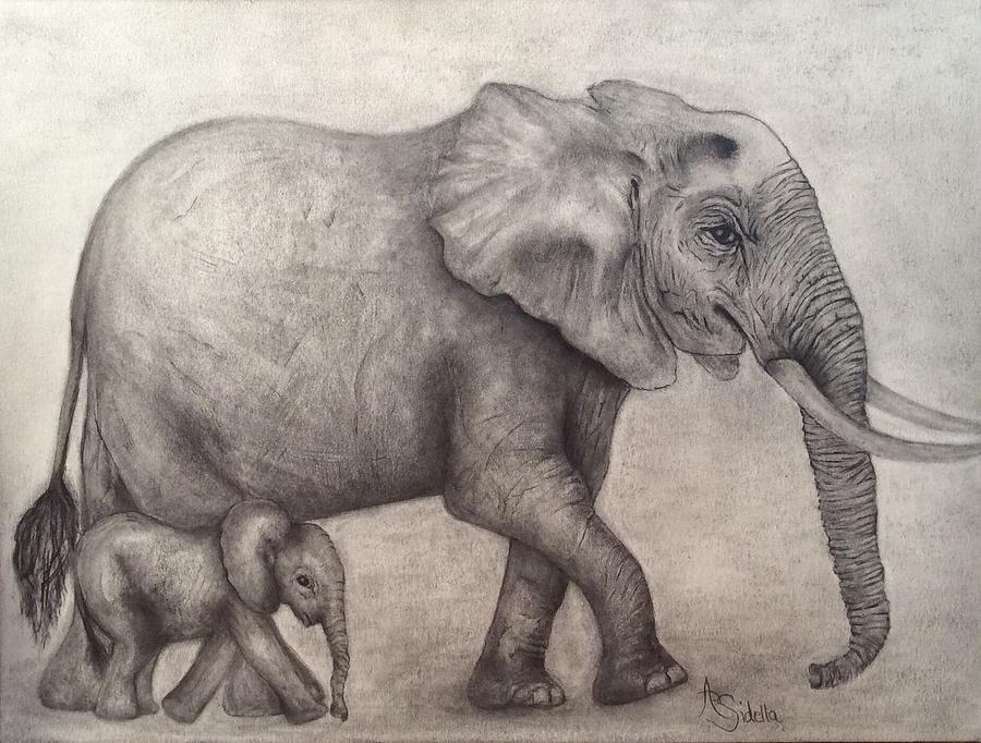 Proud Mama by Annamarie Sidella-Felts