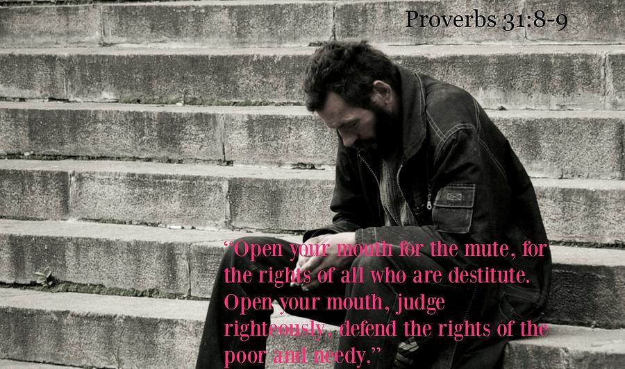 Proverbs103 Photograph by David Norman