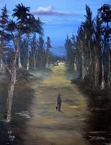 Provider Painting by Pamela Benjamin
