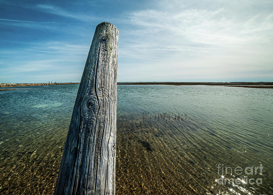 Provincetown Breakwater #2 by Michael James