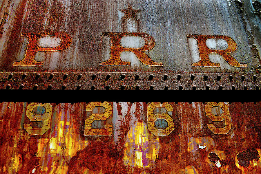Prr Photograph - P R R - Engine 9269 by Paul W Faust - Impressions of Light