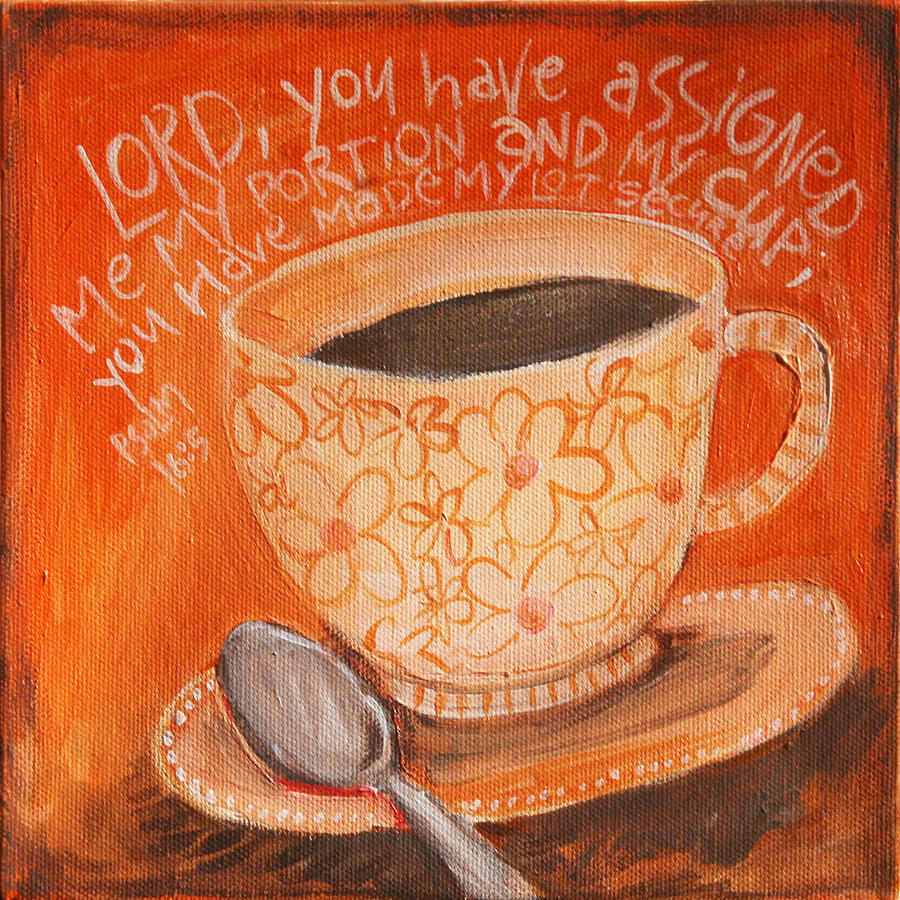 Psalm Sixteen Five Painting By Promise Paintings