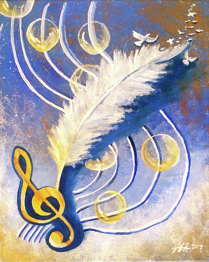Psalmist by Jennifer Page