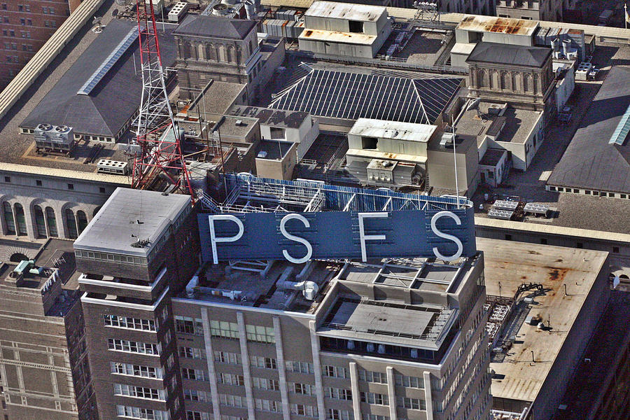 Psfs Photograph - Psfs Building by Duncan Pearson
