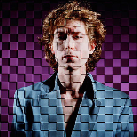 Psychedelic Furs Photograph - Psychedelic Furs Mirror Moves by Brian Griffin