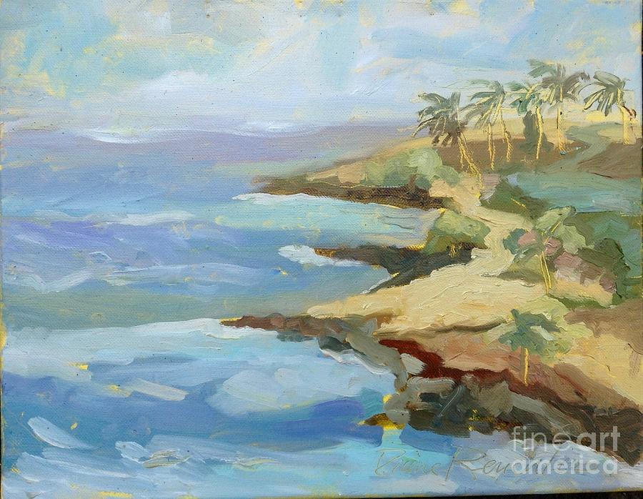 Pualani Bay by Diane Renchler