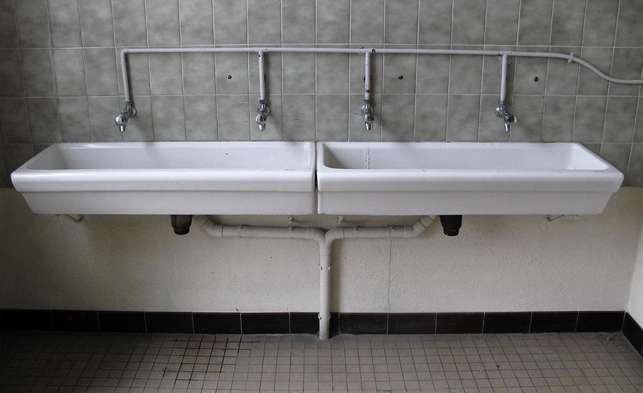 Toilet Photograph - Public Toilet 002 by Marcus Kett