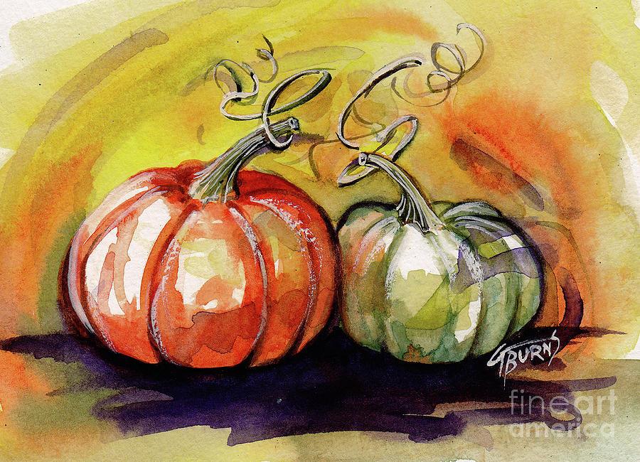 Pumpkin Love by GG Burns