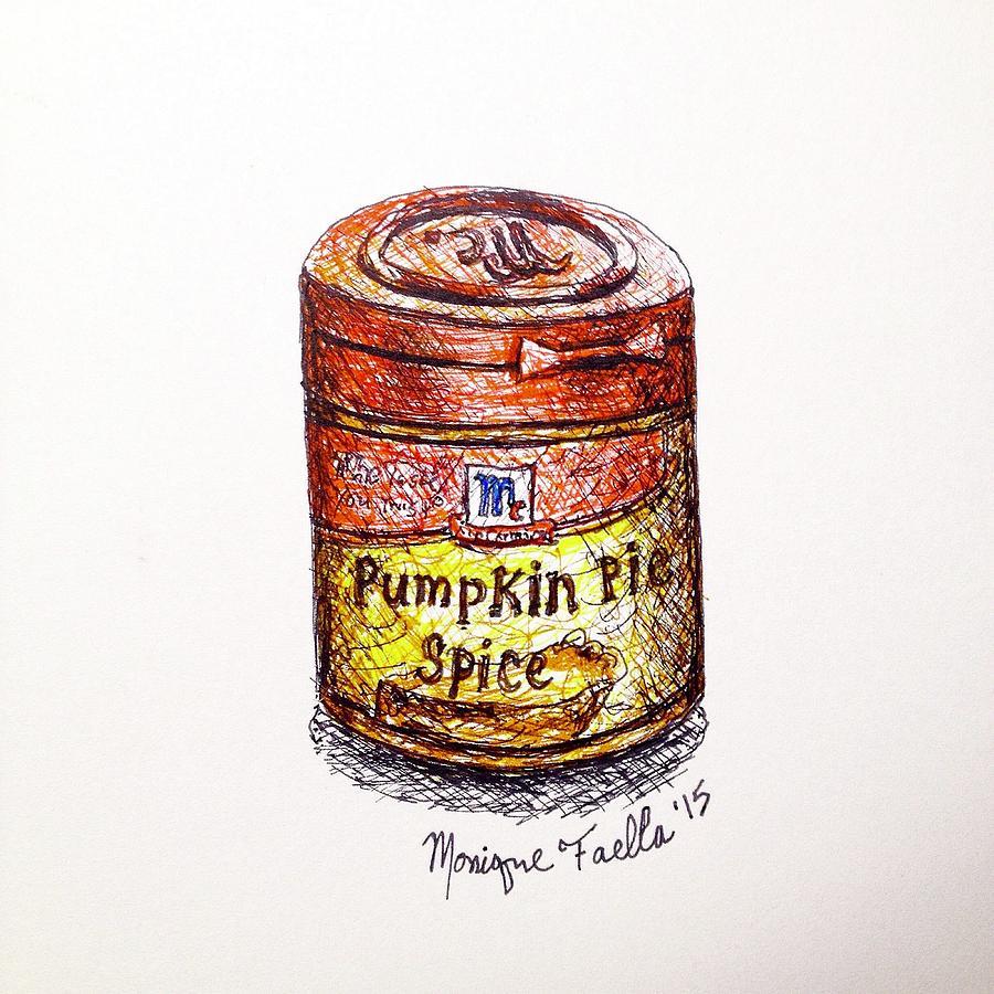 Pumpkin Pie Spice by Monique Faella