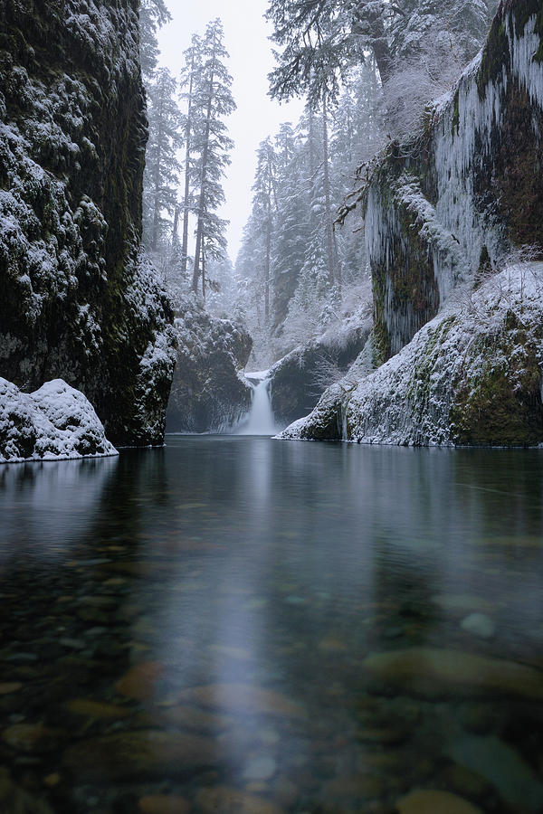 Punch Bowl Winter by Andrew Kumler
