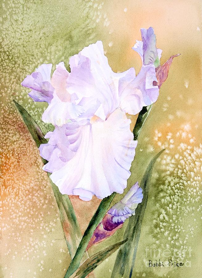 Watercolor Painting - Pure Fantasy by Bobbi Price