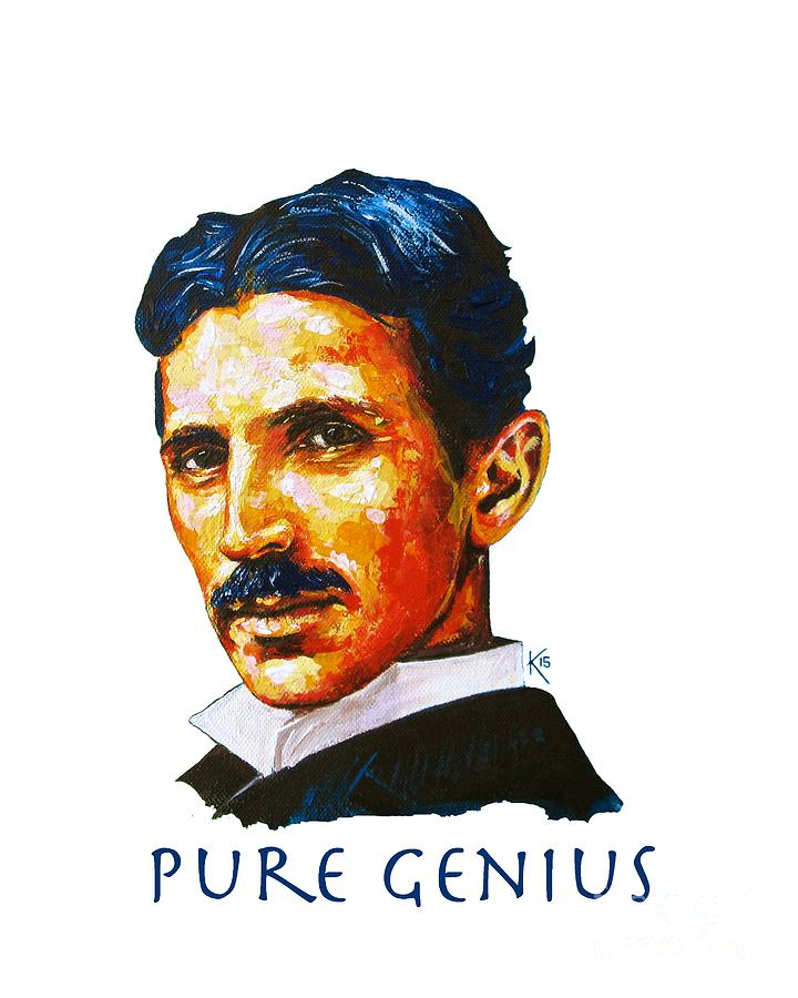 Pure Genius - Tesla by Konni Jensen
