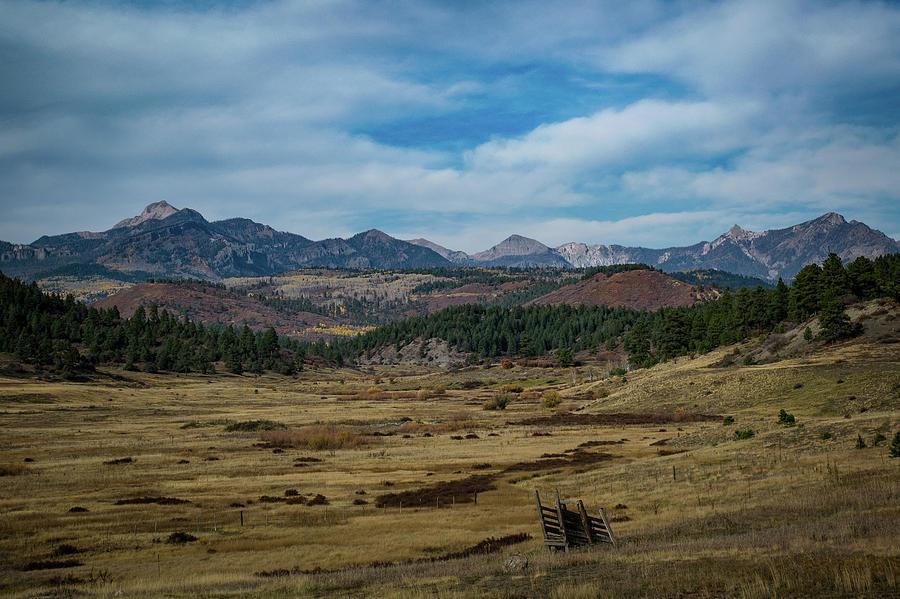 Landscape Photograph - Pure Isolation by Jason Coward