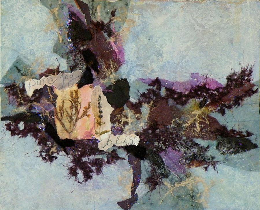 Mixed Media Painting - Pure Joy by Tara Milliken