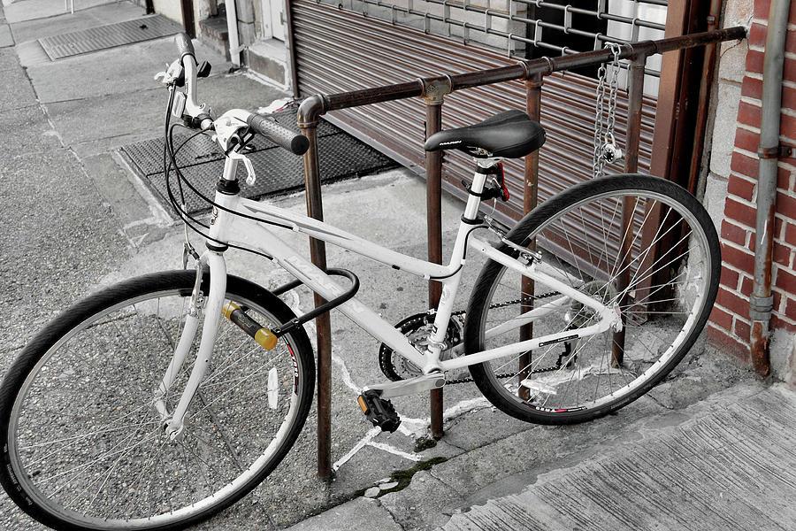 Bike Photograph - Pure Ride by JAMART Photography