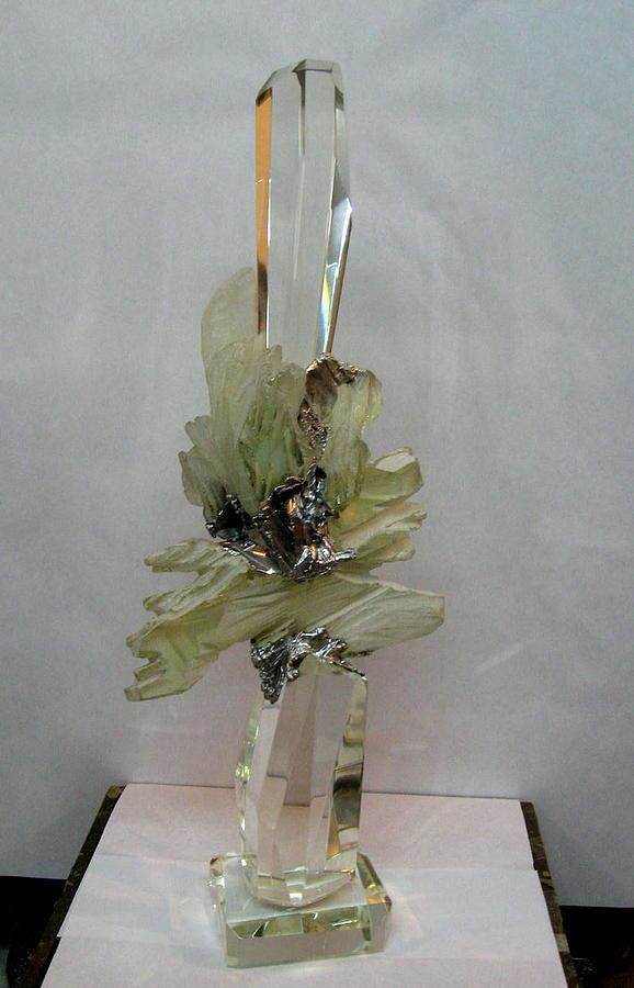 Pur Glass Art - Purity by Dan Bancila