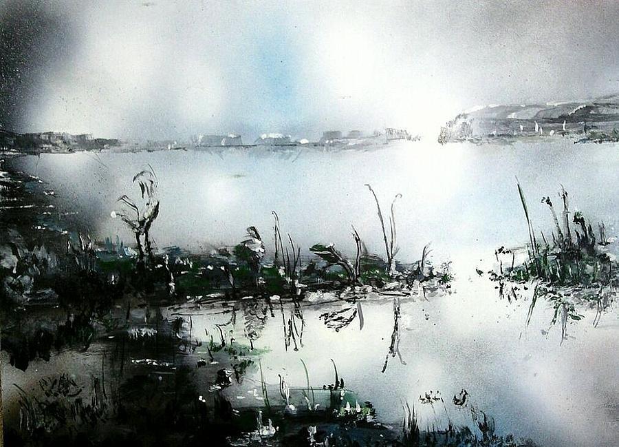 Fantasy Painting - Purity by Nandor Molnar