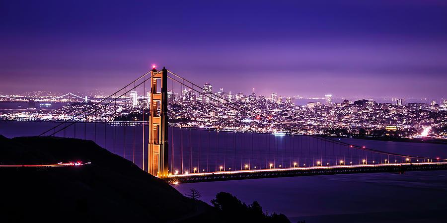 Purple City by Nicholas Miller
