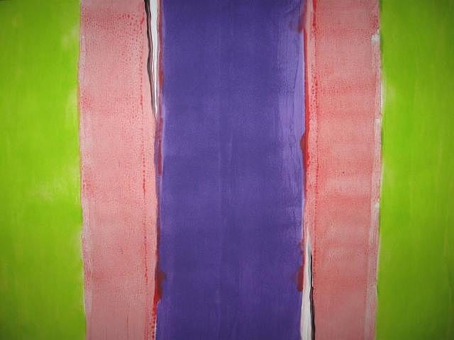 Purple Haze Painting by Sasa Delic