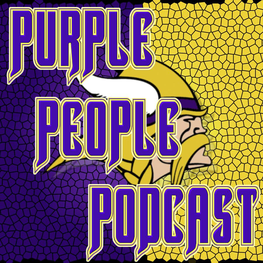 Purple People Podcast Norsman Digital Art by Kyle West