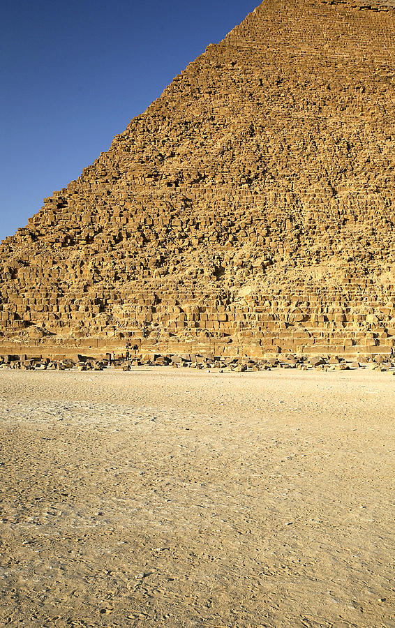 pyramid of Giza by Marcus Best